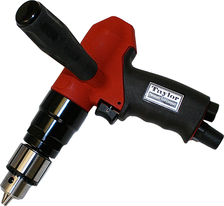 "Taylor Pneumatic T-5540SPC with 3/8"" Precision Chuck"