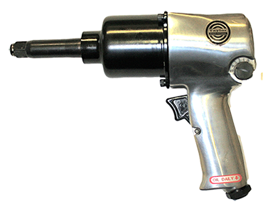 Taylor Pneumatic T-7231NL 1/2 in. Impact Wrench & 2 in.  Extended Anvil