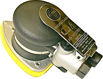 Taylor Pneumatic T-7665 Detail Triangle Mini Jitterbug Sander