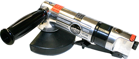 "Taylor Pneumatic T-7714 4"" Angle Grinder"