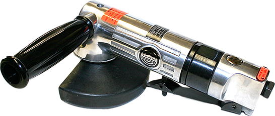 "Taylor Pneumatic T-7715N 5"" Angle Grinder"