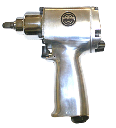 Taylor Pneumatic T-7739 Super Duty 3/8 in. Impact Wrench