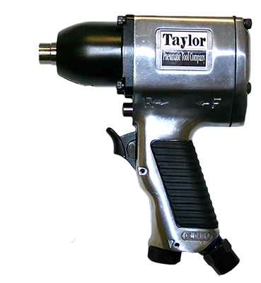 Taylor Pneumatic T-7744A 3/8 in. Heavy Duty Impact Wrench
