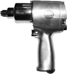 "Taylor Pneumatic T-7749 Super Duty 3/8"" Impact Wrench"