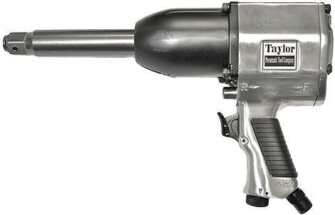 Taylor Pneumatic T-7774L 6 in. Extended Anvil