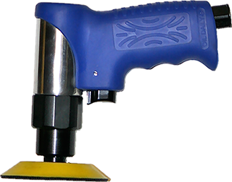 "Taylor Pneumatic T-7888P 3"" Mini Polisher/Sander"