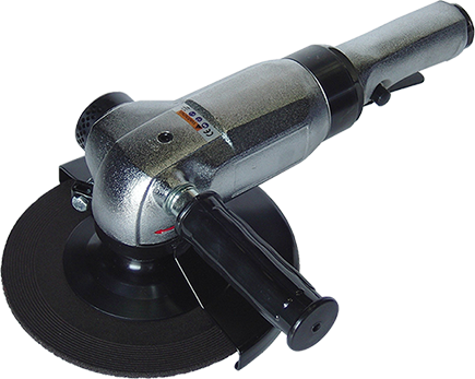 "Taylor Pneumatic T-8707 7"" Angle Grinder"