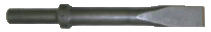 "Taylor Pneumatic T-1101 Cold Chisel 9"" - 1"" wide"
