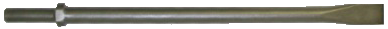 "Taylor Pneumatic T-1108-18 Cold Chisel 18"" - 1"" wide"
