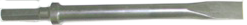 "Taylor Pneumatic T-1108H-12 Cold Chisel 12""-1"" wide"
