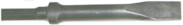"Taylor Pneumatic T-1108H Cold Chisel 9""-1"" wide"