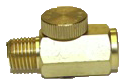 "Taylor Pneumatic T-5711 Brass Regulator 1/4"" NPT"