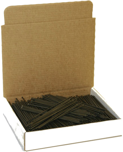 Taylor Pneumatic T-735646B Master Carton contains 3 boxes of 1,000 each.
