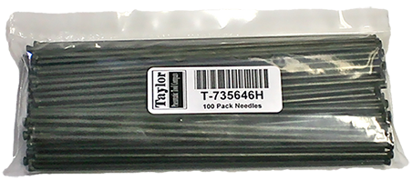 Taylor Pneumatic T-735646H Hundred Pack - 100 needles