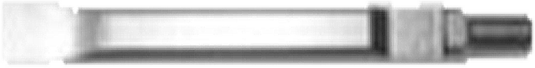 "Taylor Pneumatic T-7356A4 3/4"" Cold Chisel"
