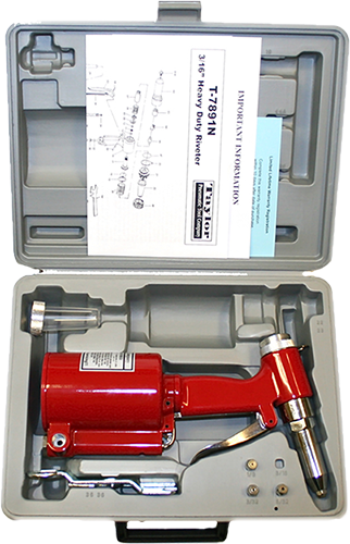 Taylor Pneumatic T-7891NK Riveting Kit