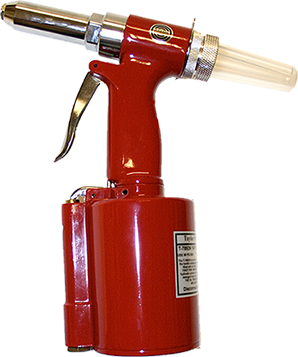 "Taylor Pneumatic T-7892N 1/4"" Heavy Duty Riveter"